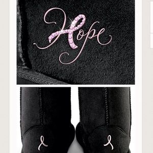 "the bradford exchange Shoes - Breast Cancer Awareness ""Walking In Hope"""